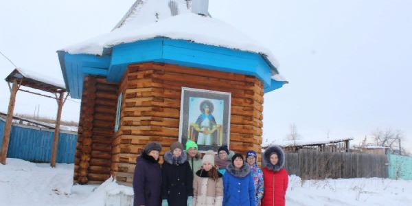 Реализация проекта «Душа Курагинского района»