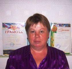 Горелова Любовь Григорьевна