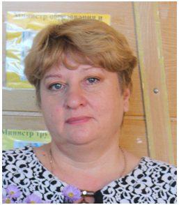 Вохмина Елена Николаевна